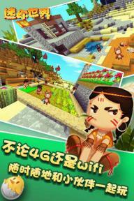 迷你世界游戏截图4