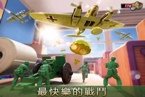 兵人突击游戏截图4