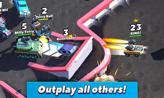 汽车大碰撞游戏截图2