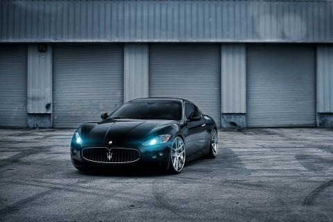 玛莎拉蒂Maserati GT