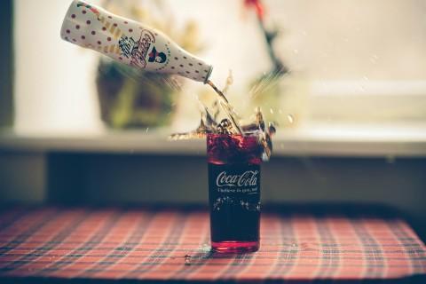 创意可口可乐