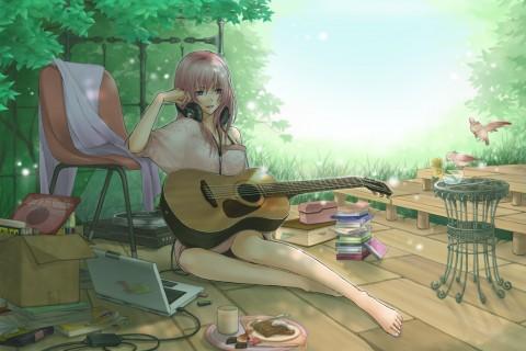 一把吉他一首歌