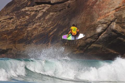 极限冲浪运动