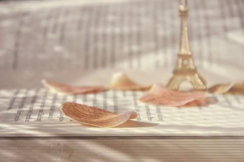 守望巴黎铁塔的幸福