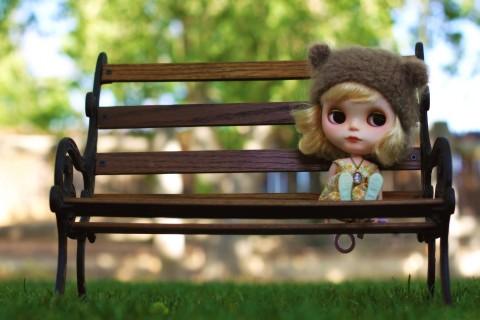 等待爱情的SD娃娃