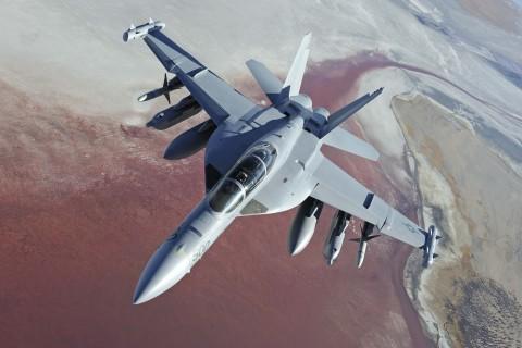 EA-18G波音