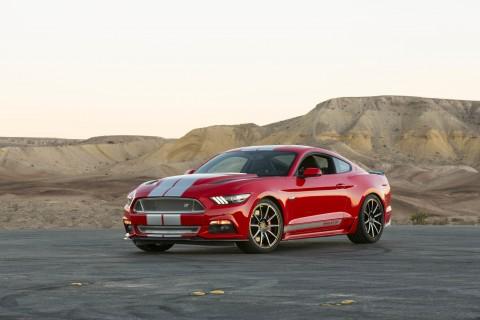 2015款福特Mustang Shelby GT