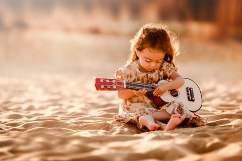 小女孩的音乐梦