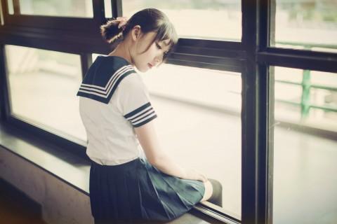 校园女生的忧愁
