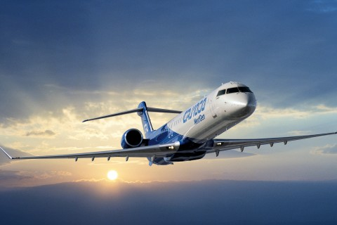 庞巴迪CRJ1000
