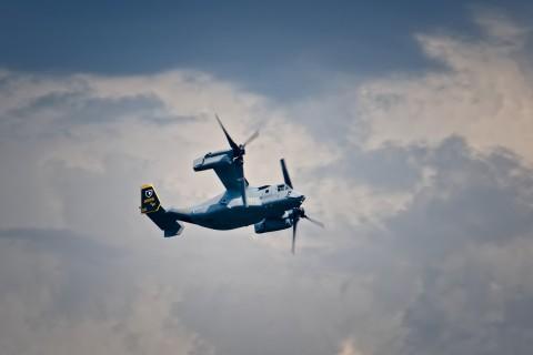 贝尔V-22鱼鹰