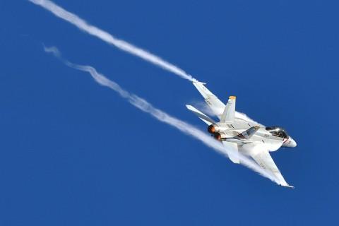 F-18大黄蜂战斗机