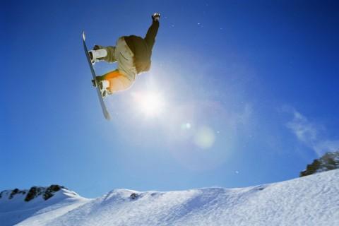 特技滑雪运动