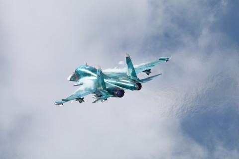 苏-34轰炸机