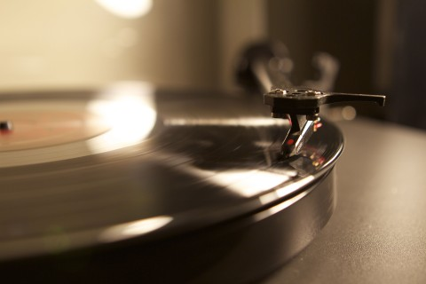 享受音乐的乐趣