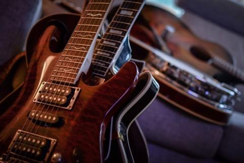 唯美电吉他