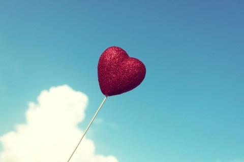 唯有一颗爱你的心