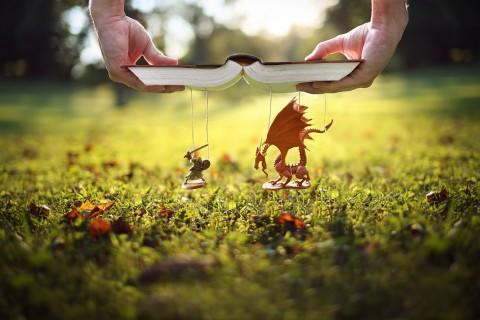 龙战士玩具