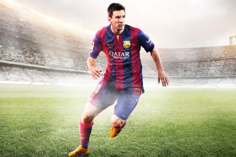 FIFA 15梅西