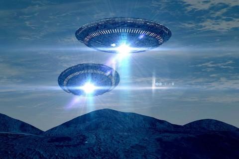 神秘的UFO
