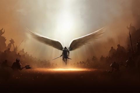 暗黑破坏神3大天使泰瑞尔