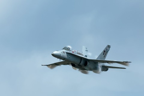 F-18战斗攻击机