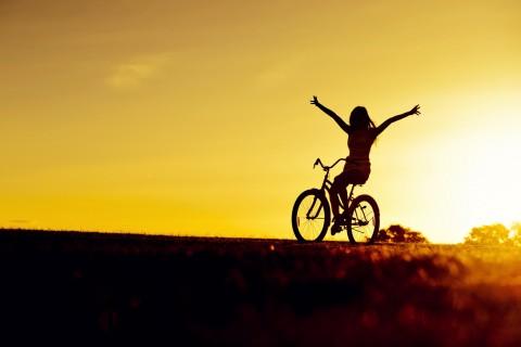 骑行的乐趣