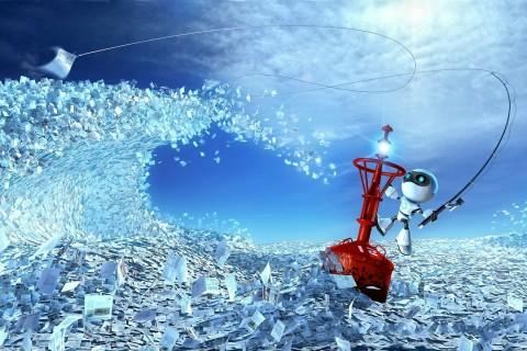 机器人文件捕鱼