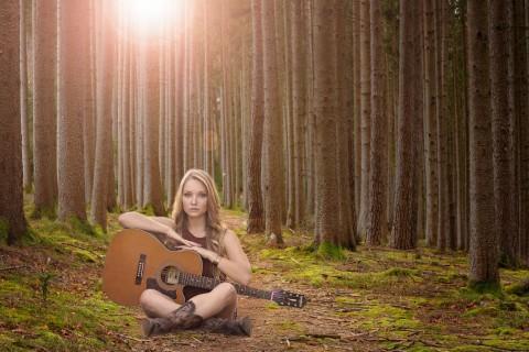 对吉他莫名的情愫