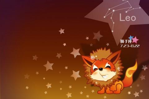 火狐之狮子座