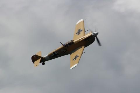 Bf109战斗机