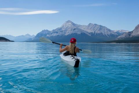 户外皮划艇运动