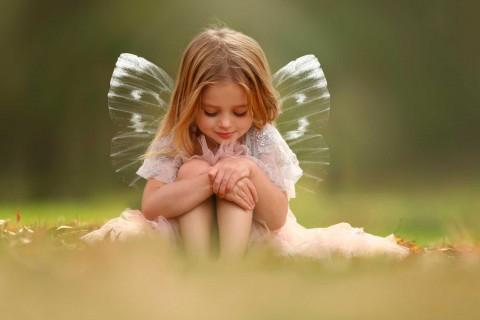 单纯可爱的小天使