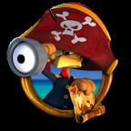 疯狂小鸡:海盗