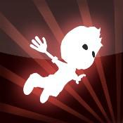 跳鸟背的小人
