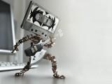 磁带机器人