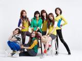 韩国少女组合T-ara