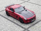 奔驰SLS AMG GT跑车