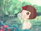 爱情像花儿一样娇艳