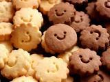 美味笑脸饼干