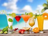 美味夏日饮品