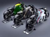 Lotus莲花C-01摩托车
