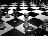 玻璃国际象棋