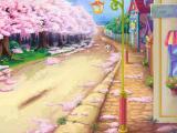樱花树下的囧妮