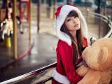 圣诞女孩的想念
