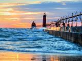 海上的灯塔