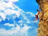 极限攀岩运动