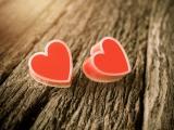 相互依靠的两颗心