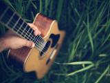 吉他的美妙声音