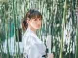 日系剑道服美女